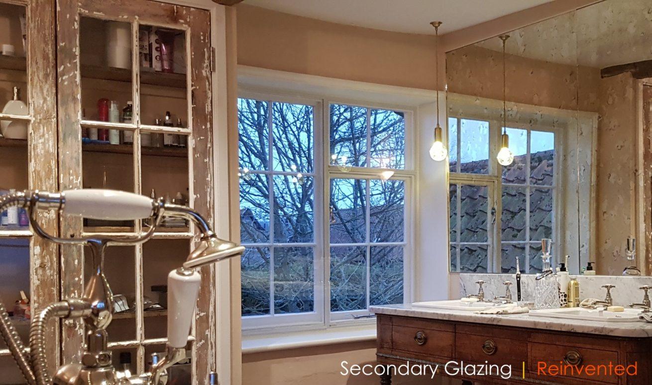 WindowSkins Elegant Secondary Glazing