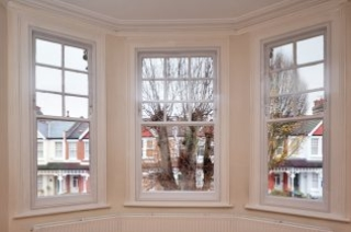 sash windows with WindowSkins magnetic secondary glazing