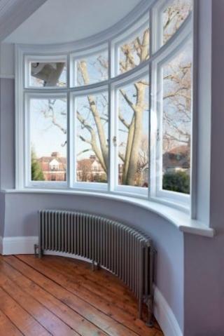 Curved windows with WindowSkins