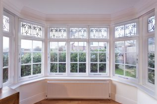 Casement windows with WindowSkins