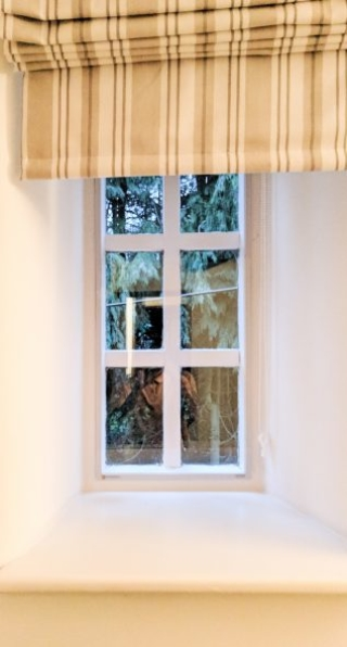 Feature Cottage window with WindowSkin fitted