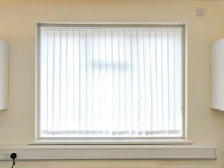 Doctors Surgery with WindowSkins installed to reduce outside noise