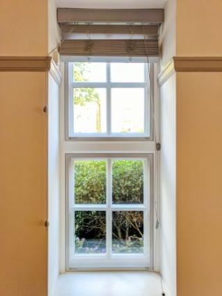Double Casement Windows with WindowSkins Secondary Glazing