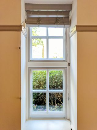 Double Casement Windows with WindowSkins Secondary Glazing
